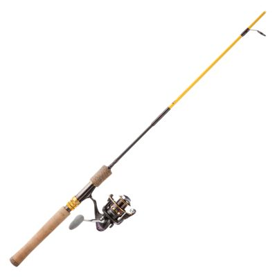 Eagle Claw Trailmaster Rod and Reel Spinning Combo