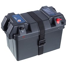 Marine Battery Power Box for Group 24 and 27 Batteries