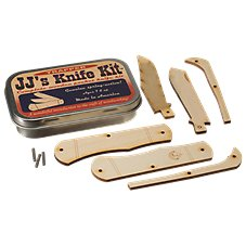 Channel Craft JJ's Trapper Pocket Knife Kit