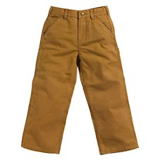Carhartt Washed Duck Dungaree Pants for Boys