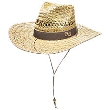 Glacier Glove Straw Hat