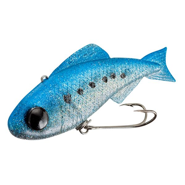 "Crme Saltwater Mad Dad Minnows - 2.5"" - Sardine/Sparkle"