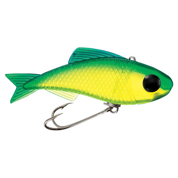 "Crme Saltwater Mad Dad Minnows - 2.5"" - Dolphin"