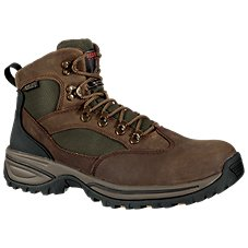 RedHead Bone-Dry Ridge Pointe Hiker Hiking Boots for Men