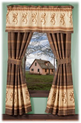 ... Name: U0027Browning Buckmark Rod Pocket Drapes Or Valanceu0027, Image:  U0027https://basspro.scene7.com/is/image/BassPro/1743220_10209080_isu0027, Type:  U0027ProductBeanu0027, ...