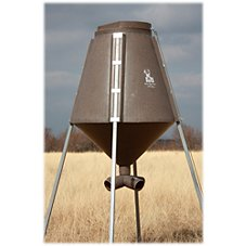 Boss Buck Gravity/Protein Deer Feeder - 1200-lb  Capacity