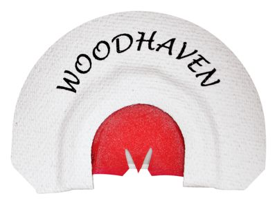 WoodHaven Custom Calls Red Vyper Mouth Turkey Call