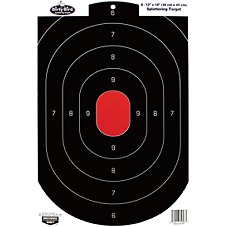 Birchwood Casey Dirty Bird Silhouette Targets