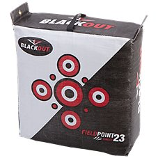 BlackOut Deluxe Field Point Bag Targets Image