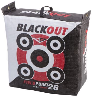 BlackOut Deluxe Field Point Bag Targets
