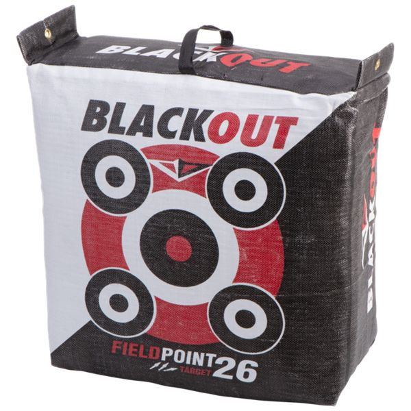"BlackOut Deluxe Field Point Bag Targets - 26""x26""x12"" thumbnail"