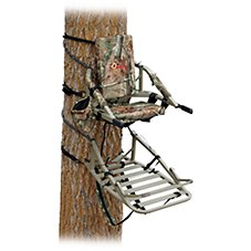 API Outdoors Alumi-Tech Bowhunter Climbing Treestand