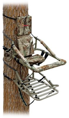 API Outdoors Alumi-Tech Grand Slam Extreme Climbing Treestand thumbnail