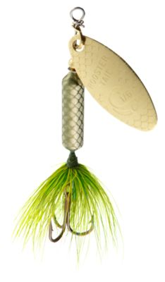 Worden's Original Rooster Tail – 1/6 oz. – Frog