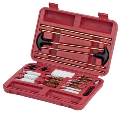 Outers 32-Piece Universal Gun Cleaning Kit