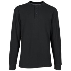 RedHead Thermal Henley Shirt for Men Image