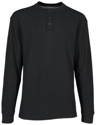 Redhead thermal henley shirts for men bass pro shops for Men s thermal henley long sleeve shirts