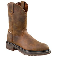 ROCKY Ride Round Toe Roper Boots for Men