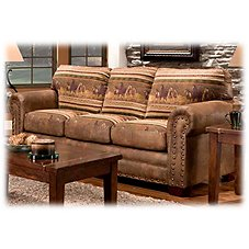 The Lodge Collection Sofa