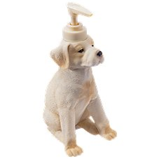 Bass Pro Shops Retriever School Bathroom Accessories - Yellow Lab Lotion Dispenser
