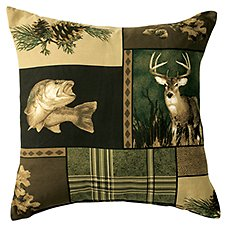 Bass Pro Shops Bass Country Collection Pillow