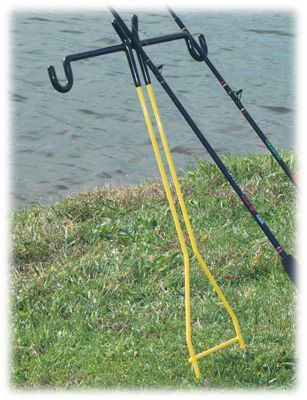Rite hite fishing rod holder bass pro shops for Bass pro fishing poles