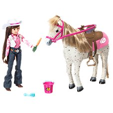 Bass Pro Shops Adventure Girlz Country Horse Set