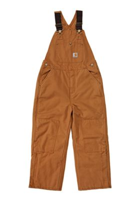 Visit the Carhartt Store Boys Bib Overalls Lined and Unlined