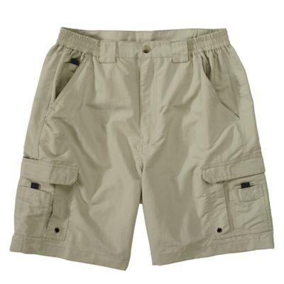 World Wide Sportsman Boca Grande Cargo Shorts for Men - Fossil - 54