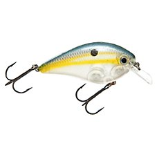 Clear Ghost Sexy Shad
