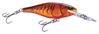 Rapala Shad Rap Hard Bait SR07 – Dark Brown Crawdad