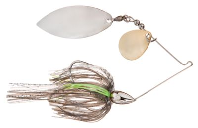 War Eagle Tandem Willow Spinnerbaits – 3/8 oz. – Nickel Frame – Sexxy Mouse