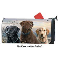Magnet Works Mailwraps Magnetic Mailbox Cover - Proud Labs by The Hautman Brothers