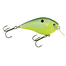 Chartreuse Crazy Shad