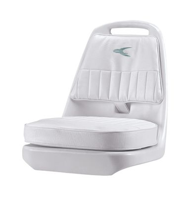 Wise Offshore Boat Seat/Pedestal Combinations - Standard Pilot Chair by