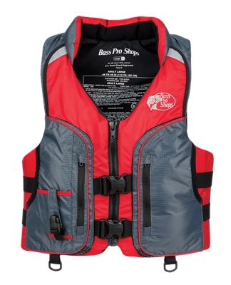 Ascend Paddling Fishing Life Jacket Bass Pro Shops T