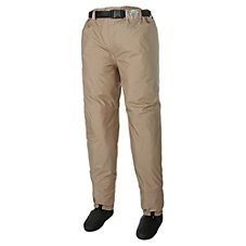 White River Fly Shop Classic Waist-High Stocking-Foot Breathable Wading Pants for Men