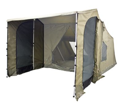 OzTent Peaked Side Panels for RV Series Tents - Fits RV-2
