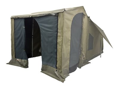 OzTent Deluxe Front Panels for RV Series Tents - For RV-3 & 4
