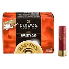 Federal Premium Mag-Shok Turkey Load Shotshells with FLITECONTROL