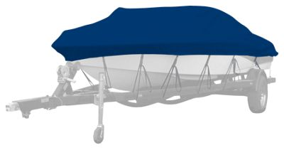 Westland Select Fit Boat Cover for Center/Side Console Boats - Blue - 21'6'' to 22'5''