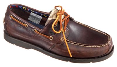 Timberland Earthkeepers Kiawah Bay Boat Shoes for Men Brown