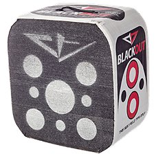 Blackout 4-Sided Layered Foam Archery Target