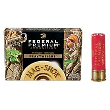 Federal Premium Mag-Shok HEAVYWEIGHT Turkey Load Shotshells with FLITECONTROL