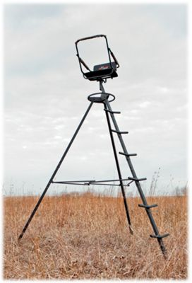 Big Game Treestands The Pursuit Tripod Stand thumbnail