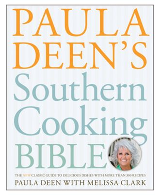 """""""Over 300 mouth-watering recipes Classic dishes dedicated to a new generation Showcases the variety of Southern cuisine, from Cajun toow Country 480 pagesPaula Deen's Southern Cooking Bible: The New Classic Guide to Delicious Dishes with More Than"""""""
