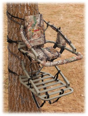 API Outdoors Alumi-Tech Crusader Climbing Treestand thumbnail
