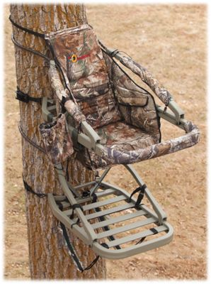 API Outdoors Alumi-Tech Quest Climbing Treestand thumbnail
