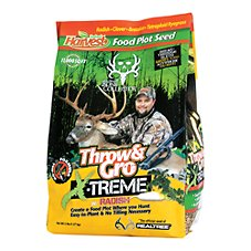 Evolved Harvest Throw & Gro X-treme w/Radish Food Plot Seed