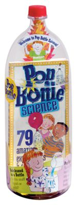 """""""79 hands-on experiments Fun and easy to understand Experiments in chemistry, physics, weather, astronomy, and moreInspire young imaginations with Pop Bottle Science! An ingenious mix of science and fun, this complete kit is ideal for parties and ra"""""""